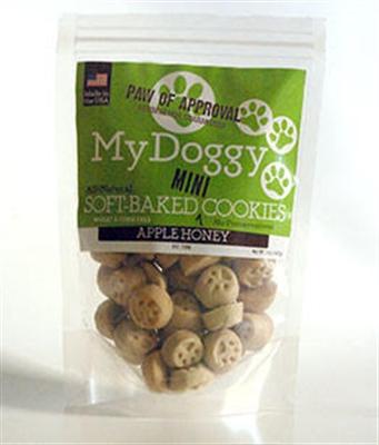 5oz Bag of Apple Honey My Doggy™ Training Treats