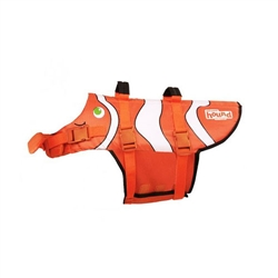 Fun Fish Life Jacket - Orange