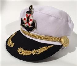 Admiral's Deluxe Cap