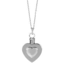 Heart Keepsake Pendant