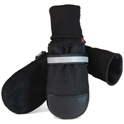 Original Fleece-Lined Muttluks - Black  (set of 4)