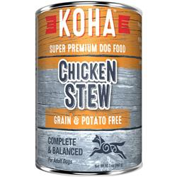 KOHA Chicken Stew - 12.7oz Cans