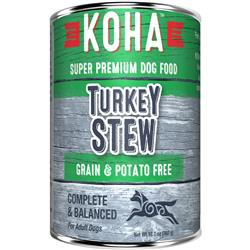 KOHA Turkey Stew - 12.7oz Cans
