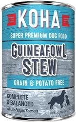 KOHA Guineafowl Stew - 12.7oz Cans
