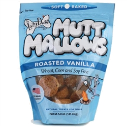 Mutt Mallows Roasted Vanilla 5 oz by Lazy Dog