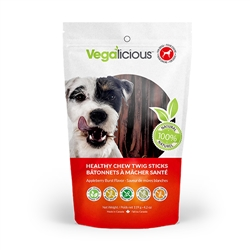 Vegalicious™ Healthy Chew Twig Sticks (119g/4.2oz)
