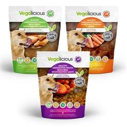 Vegalicious™ Healthy Dehydrated Treats