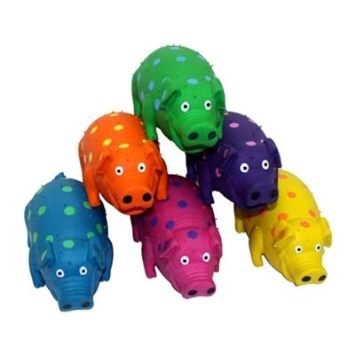 "Multipet Globlets Latex (Assorted Colors) 4"""