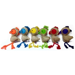 Multipet Twill Birds (Assorted Colors) 14""