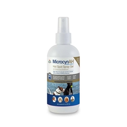 MicrocynAH Hot Spot Hydrogel 8oz