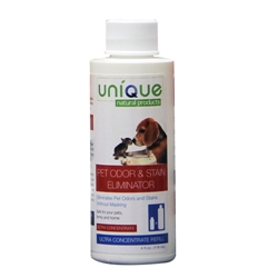 4oz. Refill - Pet Odor and Stain Eliminator (refills 24oz.)