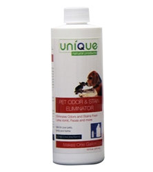 16oz. Concentrate - Pet Odor and Stain Eliminator