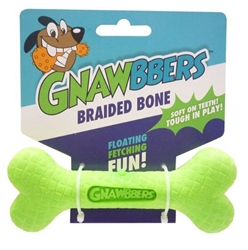 Gnawbbers® Braided Bone