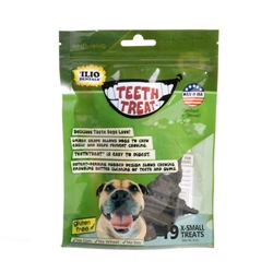 Ilio Dentals Teeth Treats - 4 oz