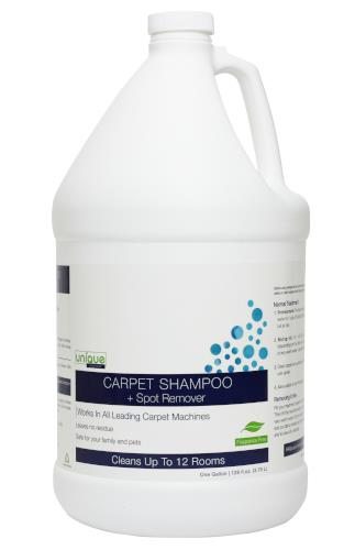 1 Gal. Carpet Shampoo (Concentrate - makes 10 gallons)