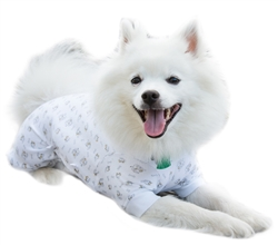 Puppy Print Adjustable Fit-Pullover Cover Me by Tui