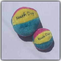 """Beach Dog 4"""" Beach Ball"""