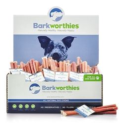 "Barkworthies-Bully Stick-6"" Odor Free-Bully Stick"