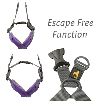 Escape FreeⓇ Step-In Harness