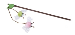 Petlinks Dizzy Thing Spinning Wand w/ Catnip