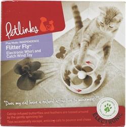 Petlinks Flitter Fly Wind Toy