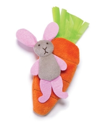 Petlinks Hide & Peek Bunny & Carrot 2 pack