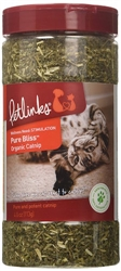 Petlinks Pure Bliss 4oz Organic Catnip
