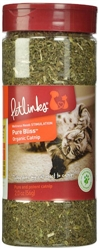 Petlinks Pure Bliss 2oz Organic Catnip