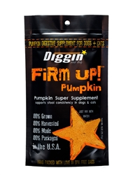FiRM UP! 1oz Trial Size Pumpkin Super Supplement for Digestive Tract Health for Dogs and Cats, 1oz