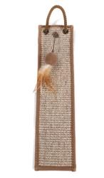 Petlinks Sisal Solution Hanging Scratcher w/Catnip