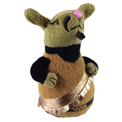 Star Trek™ Wobble Mouse Cat Toy - Klingon