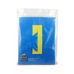 Butler - Refills 2 Pouches, Blue/Powder, 140 bags