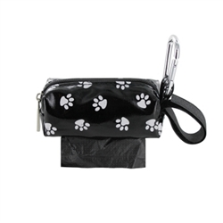 Single SQ Duffel w/ 1 Refill Roll - Black Paw / Unscented