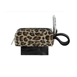 Single SQ Duffel w/ 1 Refill Roll - Leopard/Unscented