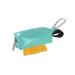 Dogbag Duffel - Solid Seafoam - Yellow / Ocean - 1 Roll