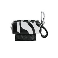 Designer Duffle - Zebra - Black/Unsented - 1 Roll