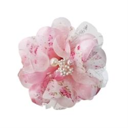 Gardenia Collar Flower - Pink