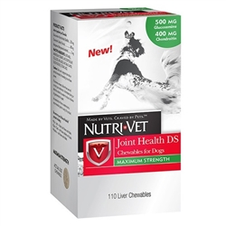 Nutri-Vet Joint Health DS – 500mg GS 110 ct