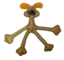 MultiPet - Skele-Rope, Tan Dog