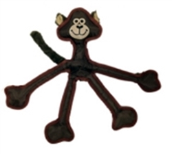 MultiPet - Skele-Rope, Brown Monkey