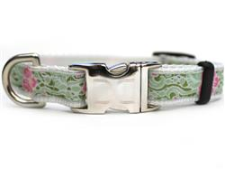 Maui Collar Silver Metal Buckles