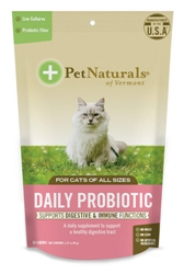 Daily Probiotic for Cats (30 Count)