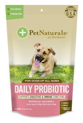 Daily Probiotic for Dogs (60 Count)
