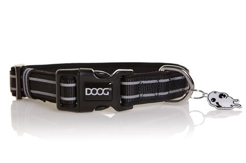 Lassie - Neoprene DOOG Collar - Reflective