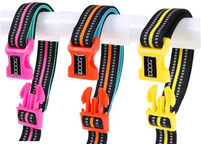 DOOG 'Clip It' Neoprene Dog Leash (Neon) - Large