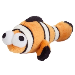 Clown Fish Sea Creature Cat Toy