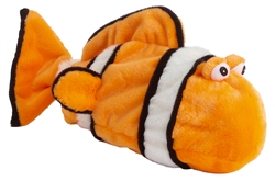 Plush Bottle Clown Fish