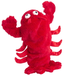 Plush Bottle Lobster