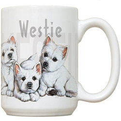 West Highland Mug