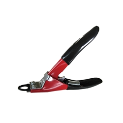 Resco Guillotine-Style Deluxe Cat Nail Trimmer -  Red